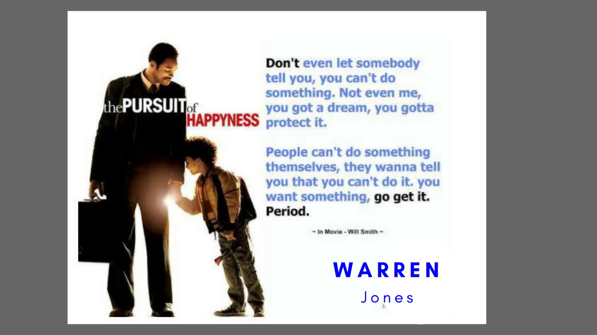 In Pursuit Of Happiness | www.pixshark.com - Images ...